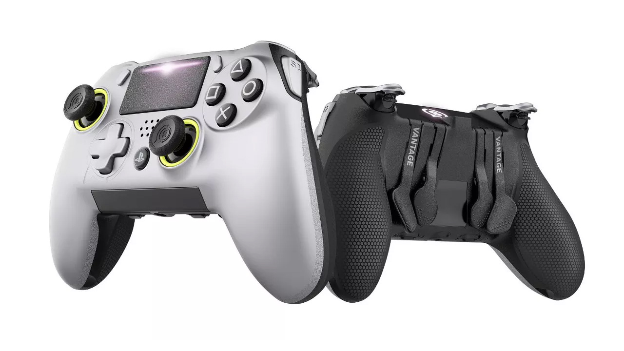 Scuf Has Unveiled a New PS4 Controller