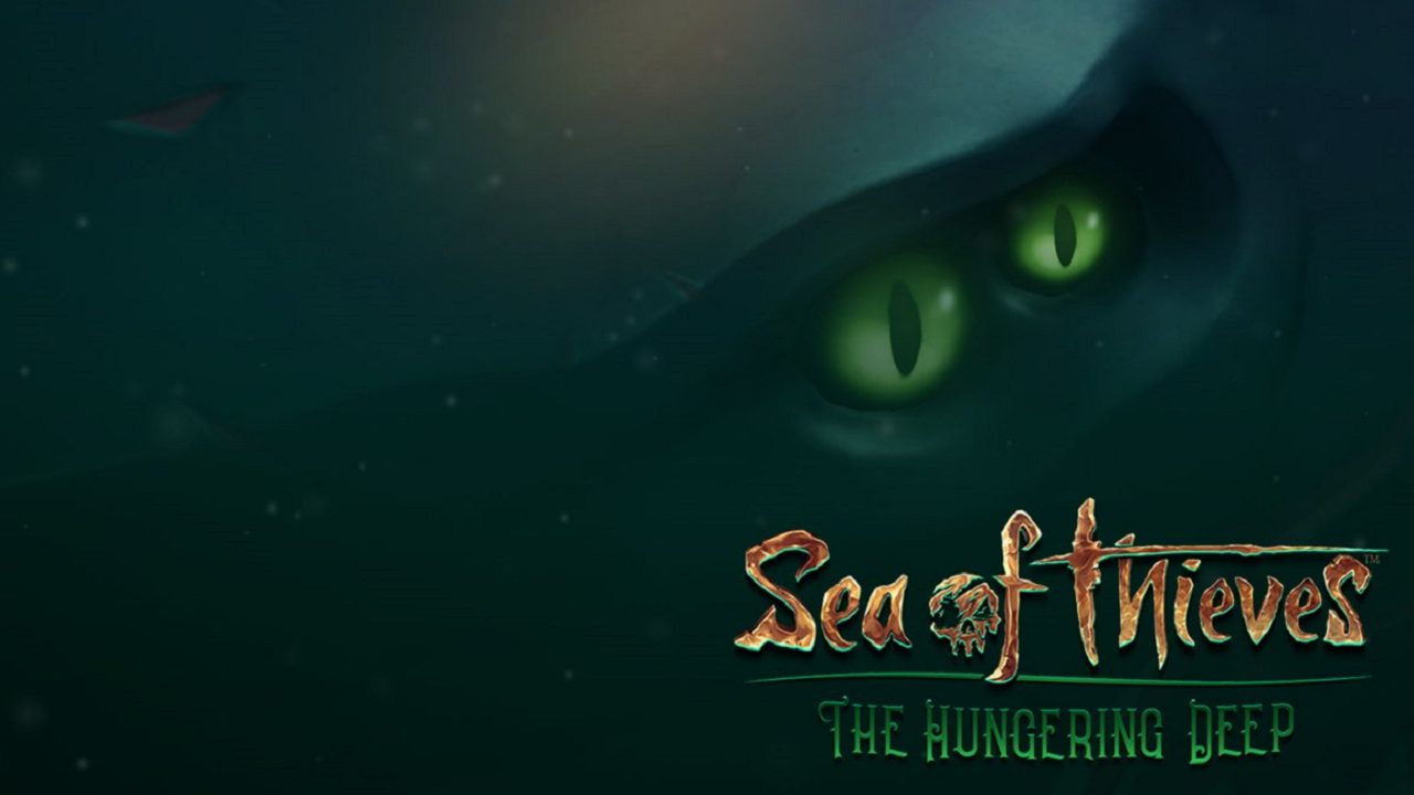 Sea of Thieves: The Hungering Deep Webpage