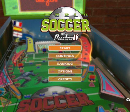 World Soccer Pinball-TiC