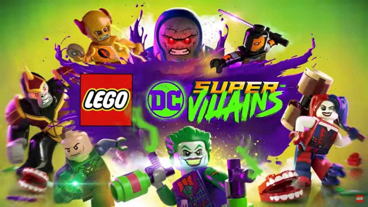 Lego DC Super-Villians
