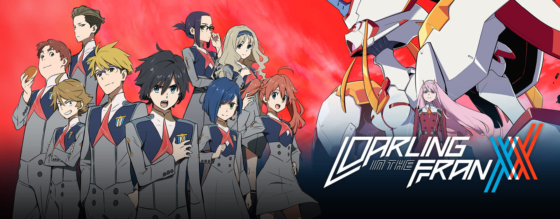 Darling in the Franxx TIC