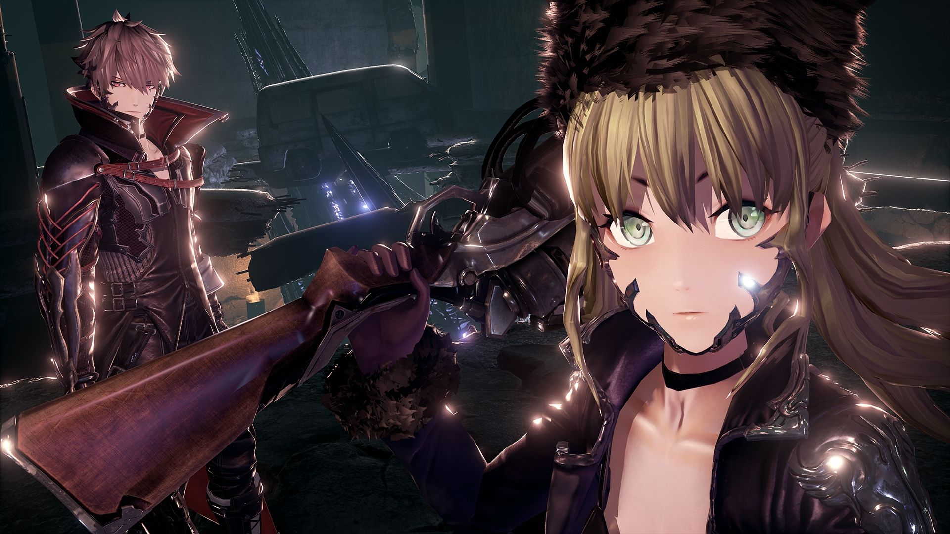 Code Vein Delayed