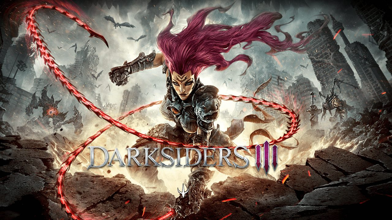 Darksiders III Release Date
