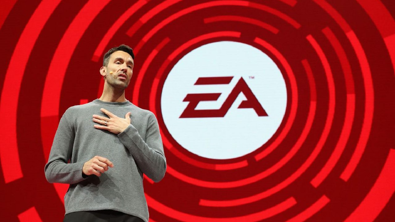 Patrick Söderlund Is Stepping Down From EA