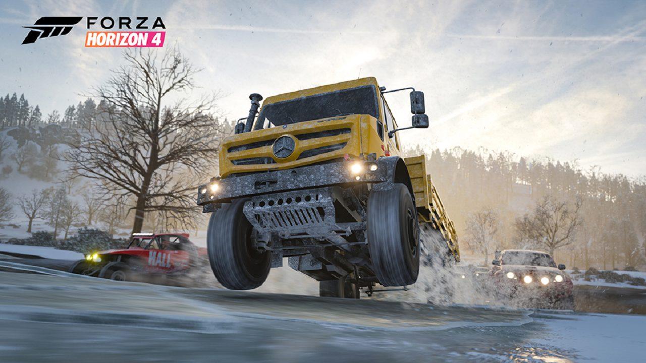 Forza Horizon 4 Has Gone Gold