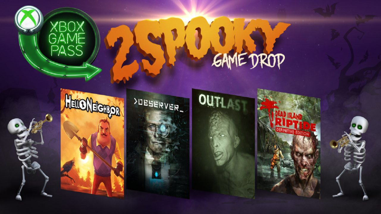 Four Scary Games Have Been Added to Xbox Game Pass