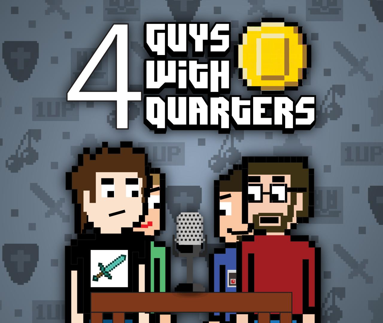 4 Guys With Quarters