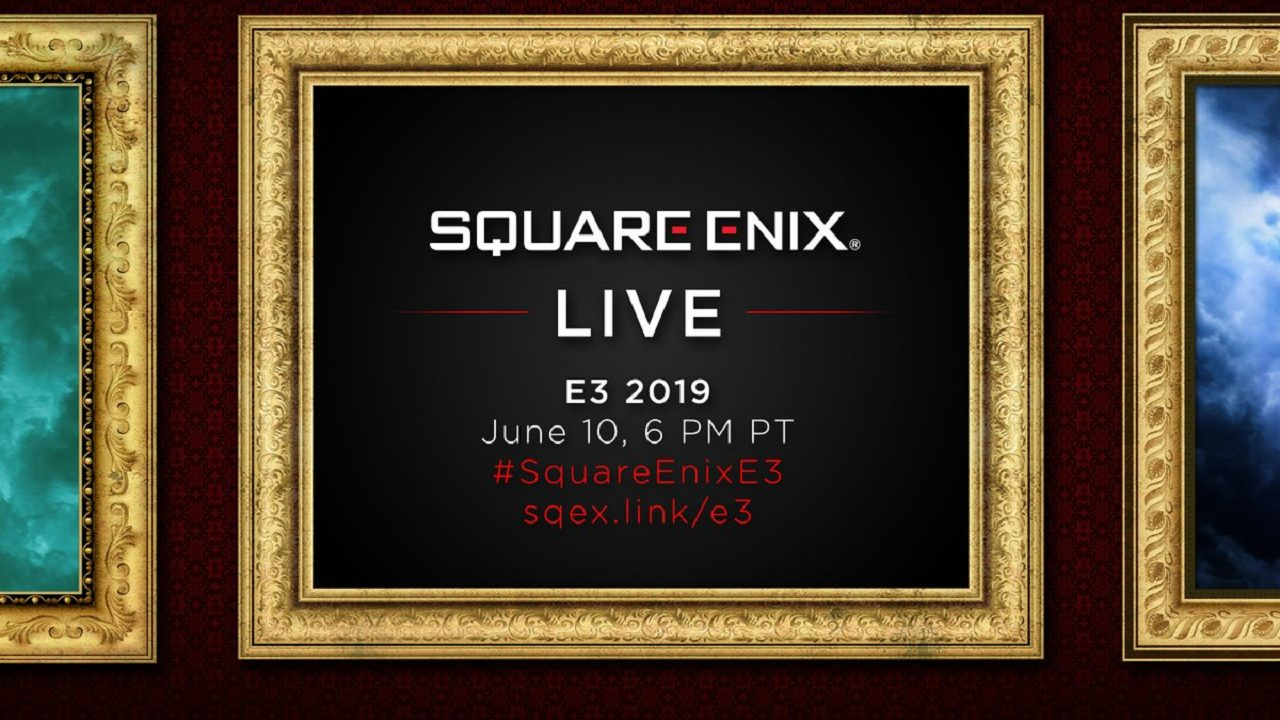 Square Enix E3 2019 Showcase