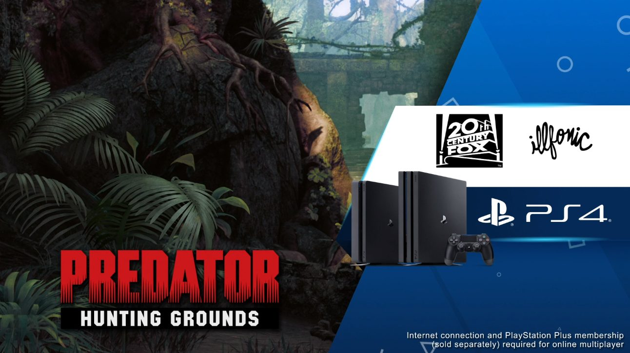 Predator: Hunting Grounds Announced