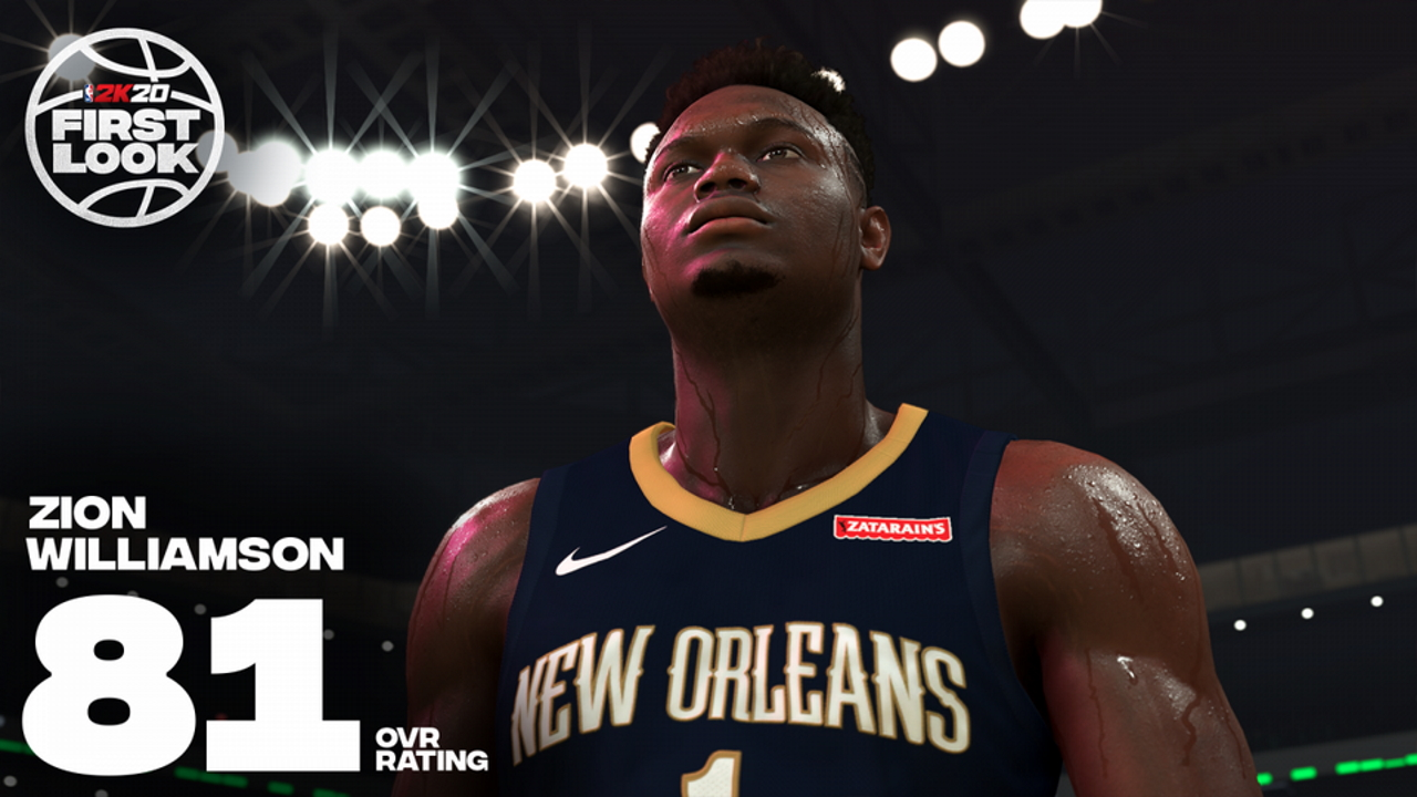 NBA 2K20-TICGN