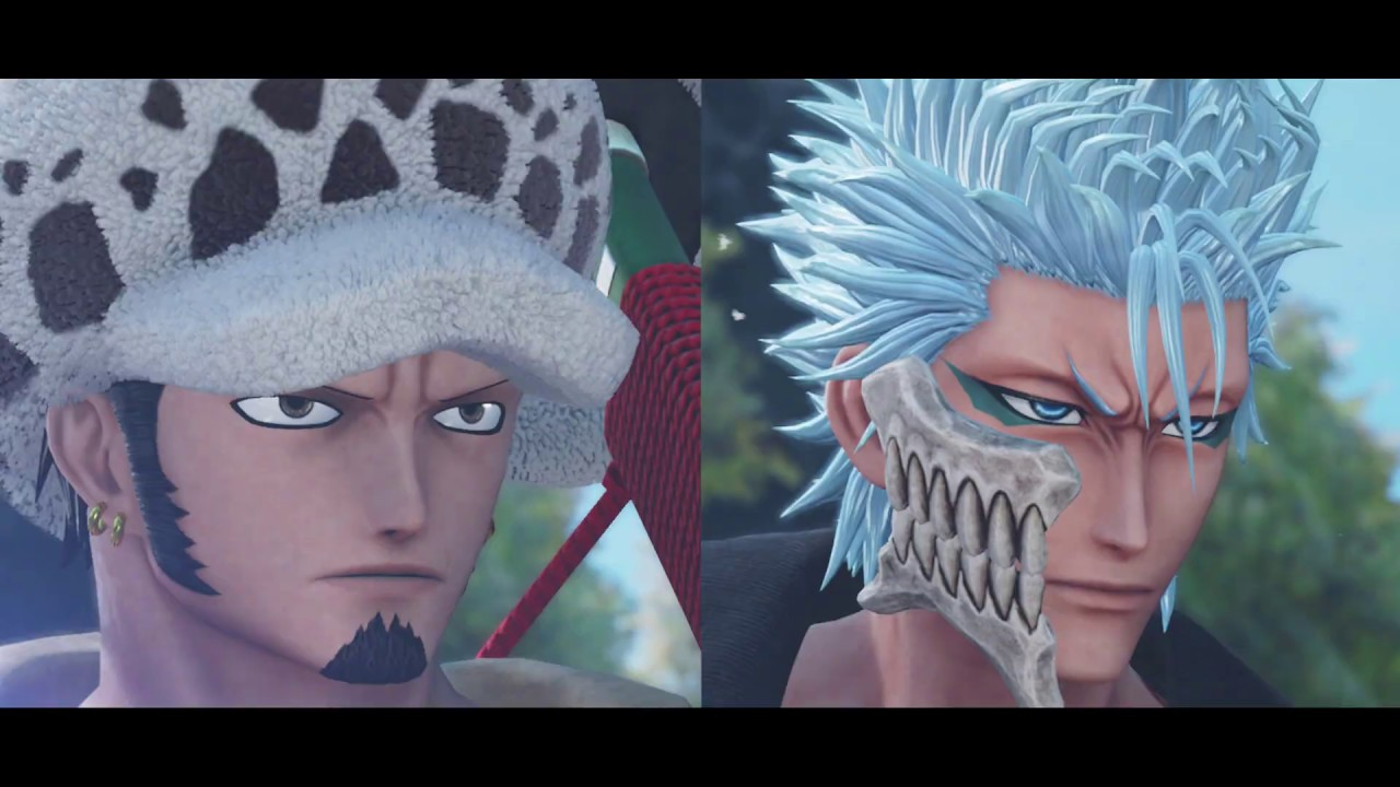 Jump Force-TICGN