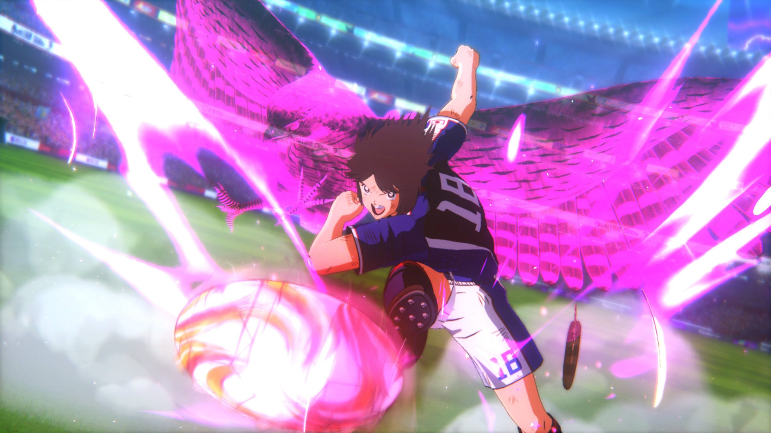Captain Tsubasa: Rise of New Champions-TICGN