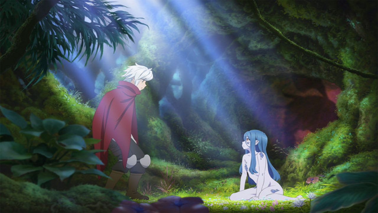 Is It Wrong to Try to Pick Up Girls in a Dungeon-TICGN